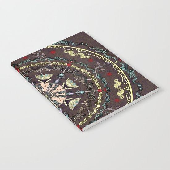 The Source Mandala Notebook