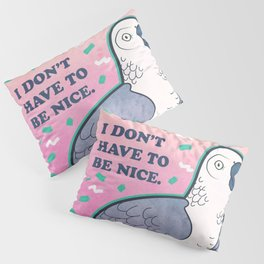 Nice Bird Pillow Sham