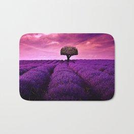Fields of Lavender Bath Mat