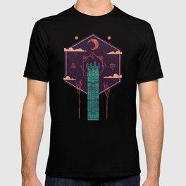 The Tower Azure T-shirt