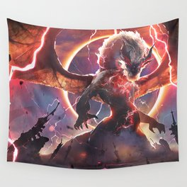 The Last Stand Wall Tapestry