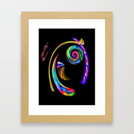 Abstract Perfection 5 Framed Art Print