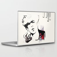 exo Laptop & iPad Skins featuring Love Me Right - Chanyeol by putemphasis