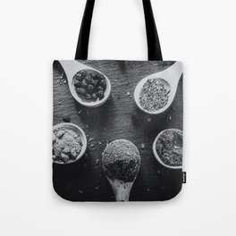 Spices. Tote Bag