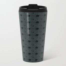 Gloomy Garden Metal Travel Mug