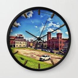 Algiers Point Wall Clock