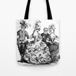Tea Party Without the Tea Tote Bag