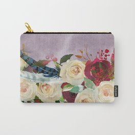 Flowers bouquet 82 Carry-All Pouch