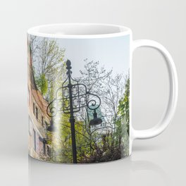 Hundertwasserhaus Vienna Austria Coffee Mug
