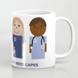 Super Docs Coffee Mug