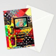 So retro Stationery Cards