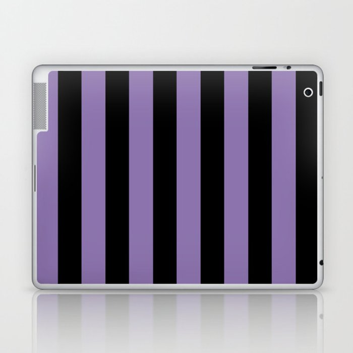 Striped For Life Laptop & iPad Skin