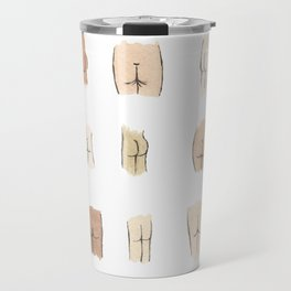 Butts Travel Mug