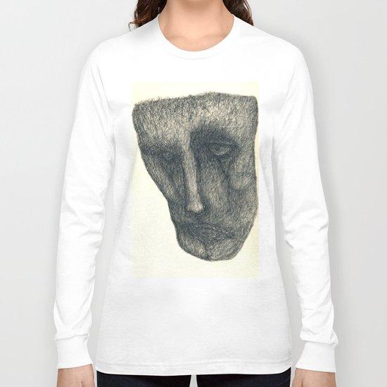 The sad Long Sleeve T-shirt