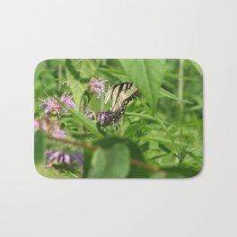 Tiger Swallowtail Bath Mat
