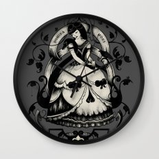 Domina Mori Wall Clock