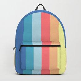 Fun Stripes - wide Backpack