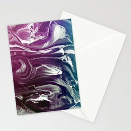 Marble Nexus Stationery Cards