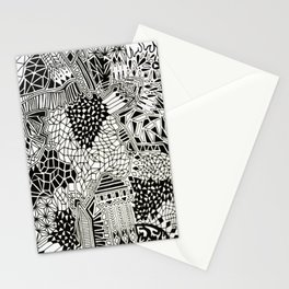 Crystalised Stationery Cards