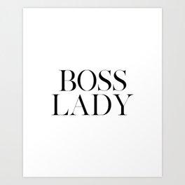 PRINTABLE Art,BOSS LADY, Office Decor,Office Sign,Girls Room Decor,Office Wall Art,Quote Prints,Digi Art Print