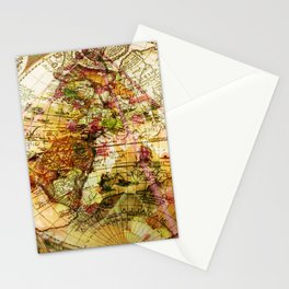 You're My World Stationery Cards