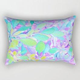Flower | Flowers | Leaves | Faerie Spring Rectangular Pillow