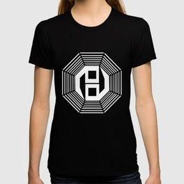 Danganronpa- yin yang symbol T-shirt