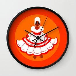 ¡Baile Mai! Wall Clock