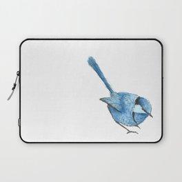 BLUE FAIRY WREN Laptop Sleeve