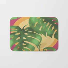 Tropical splendour Bath Mat