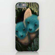 Fox Cubs iPhone 6s Slim Case