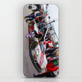 Action Express | Rolex 24 Victory Lane iPhone Skin