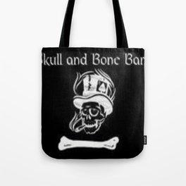 Skull and Bone Band 2 Tote Bag