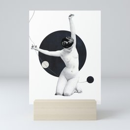 A state of equilibrium (2015) Mini Art Print
