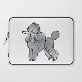London - Dog Watercolour Laptop Sleeve