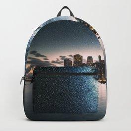 new york city under the stars Backpack