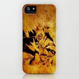 uzumaki boruto iPhone Case