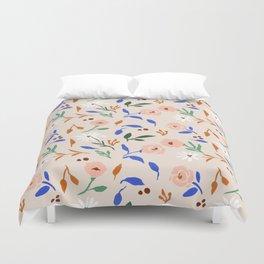 Tulum Floral Duvet Cover