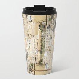 cautious Travel Mug