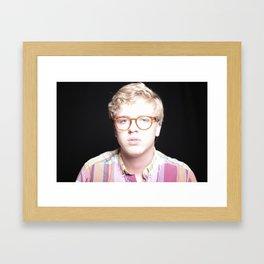 Cale Framed Art Print