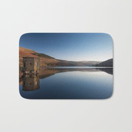 Talybont Reservoir Pump House Bath Mat