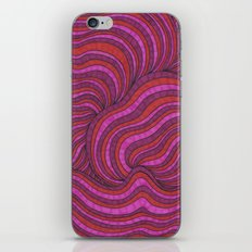 Currents 3 iPhone & iPod Skin