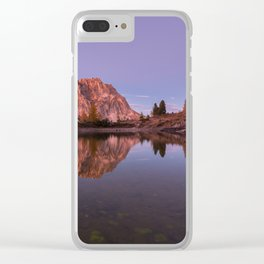 Dolomites 23 - Italy Clear iPhone Case