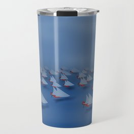 May visiting East - shoes stories Travel Mug