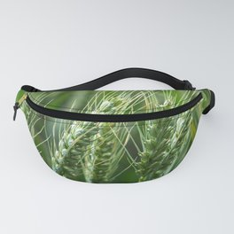 Green Wheat Fanny Pack