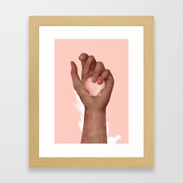Iemanja Framed Art Print