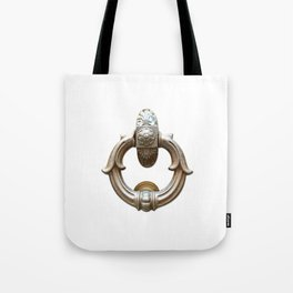 San Gimignano   Door Knocker Series Tote Bag