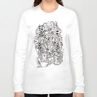 lsd Long Sleeve T-shirts featuring LSD by octavio ramirez