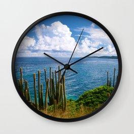Ocean Coast Wall Clock
