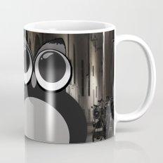 Gothic owl Coffee Mug